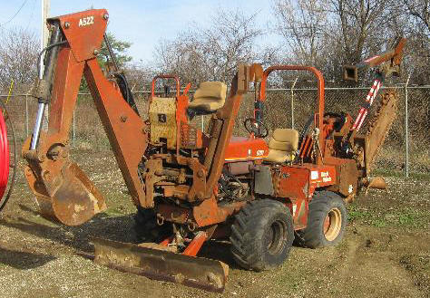 2001 Ditch Witch