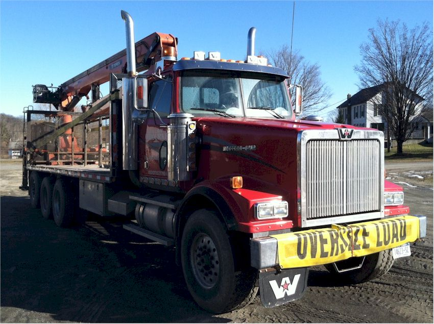 Used 2006 Western Star 4900 Fa For Sale