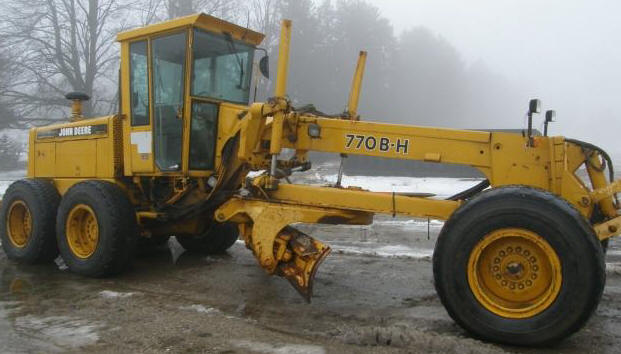1993 Johne Deere Grader for Sale