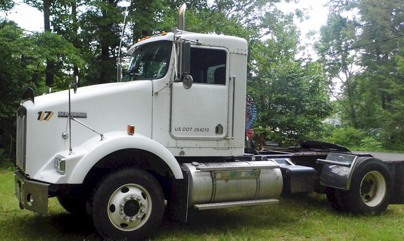 Used 1998 Kenworth T800 Single Axle Tractor